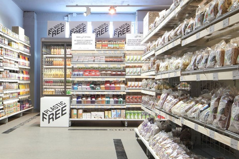 全球第一間無塑料包裝超市