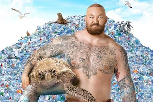 眾星合唱《Ocean of Change》呼籲減少一次性塑料瓶