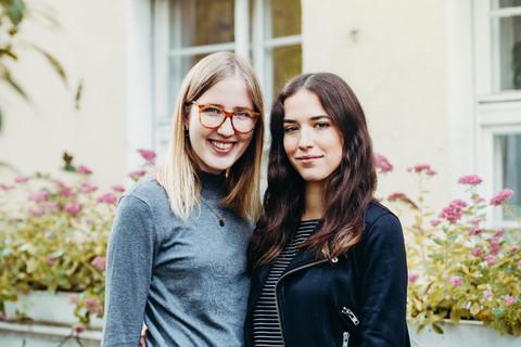 兩個德國女孩用時裝讓世界變得更美好