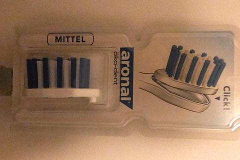 日常的永續(四):牙刷只換刷頭的小確幸