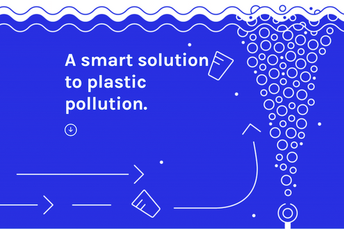 神奇泡泡,海洋污染的救星