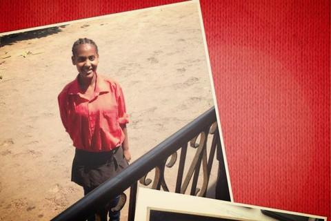 在衣索比亞的第一個朋友