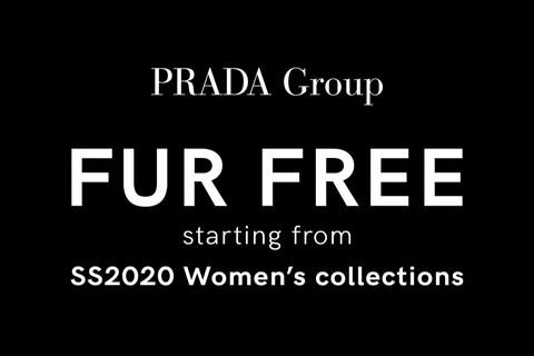 PRADA 集團宣布加入國際零皮草計劃
