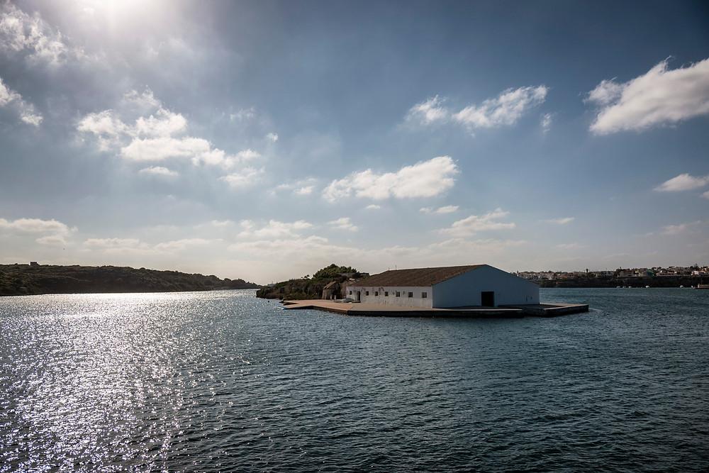 l'antica base navale