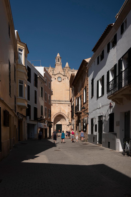 Ciutadella centro storico