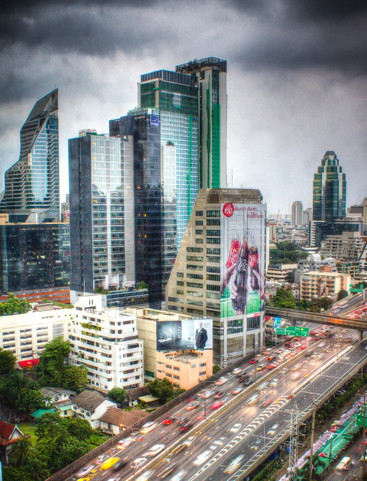 Modern Bangkok - Thailand