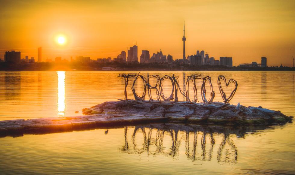 Rising Sun in the Six - Toronto, Canada