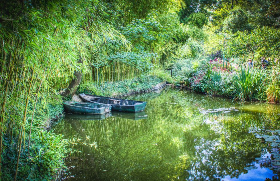 Monet's Gardens - Giverny, France