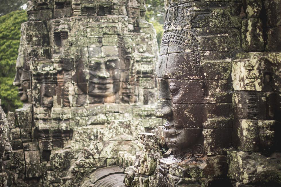 Bayon - Cambodia