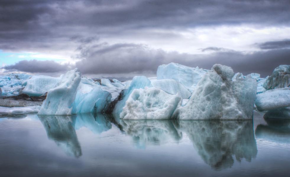 Jökulsárlón Glacier Lagoon - Iceland