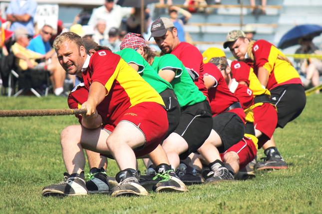 Fergus - Highland Games