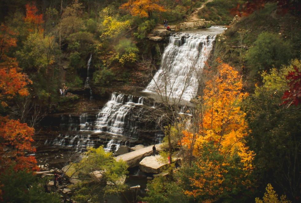 Albion Falls - Hamilton, Canada