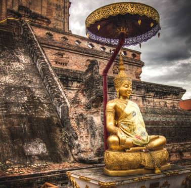 Wat Chedi Luang, Chiang Mai - Thailand