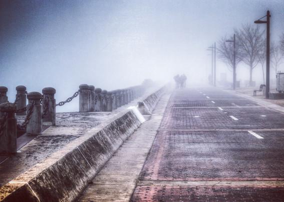 A Foggy Day in Burlington - Canada