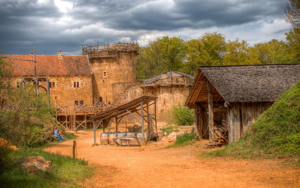 Guédelon Castle - France