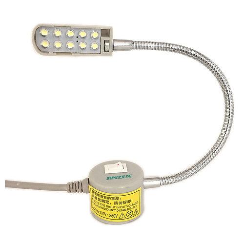 (JZ-70833) Lámpara 10 LED Ganso