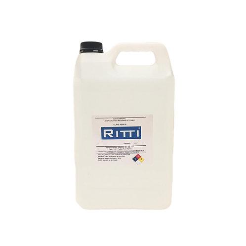 (REM-30) Aceite Ritti para Máquinas de Coser