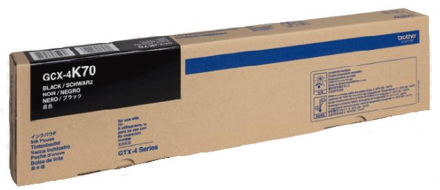 (BGCX40K07000112 )Tinta Negra Para Impresora Textil Gtx (700cc)