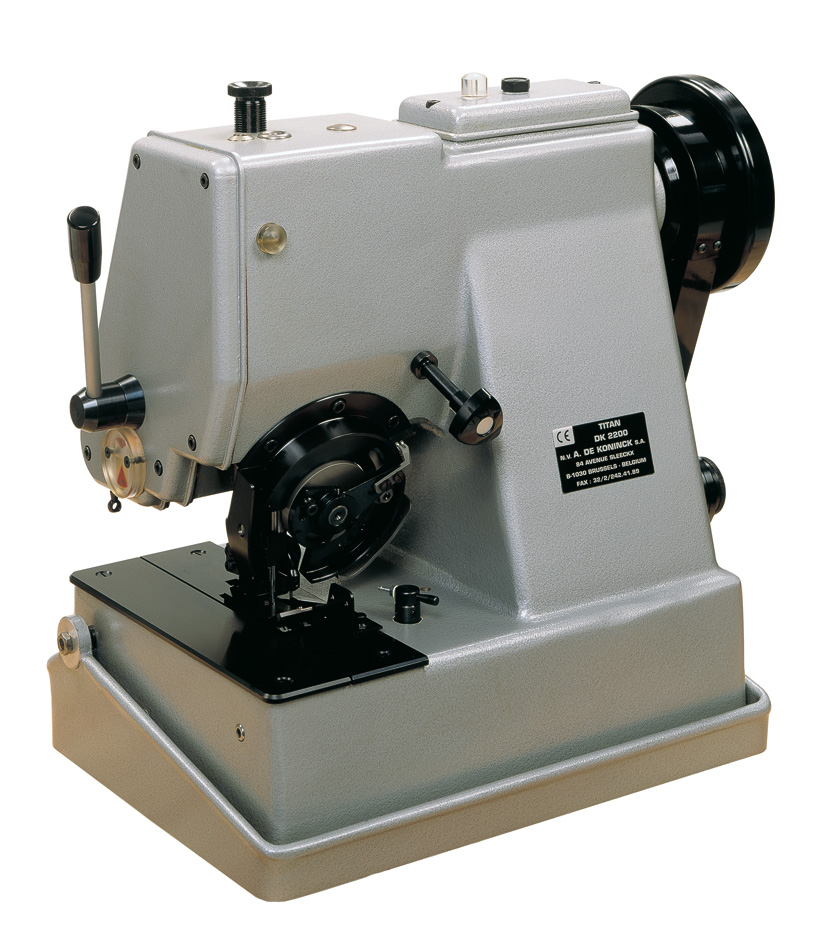 Machine Titan DK 2200