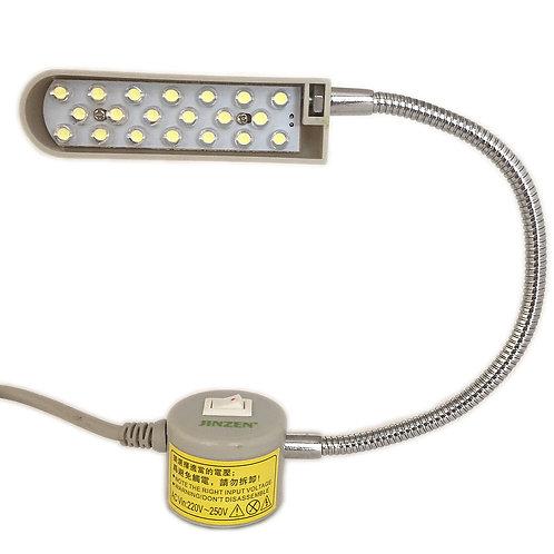 Lámpara de 20 LED Tipo Ganso