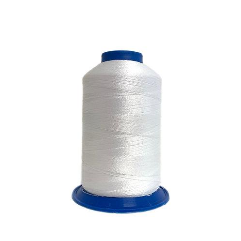 hilo de bordado blanco