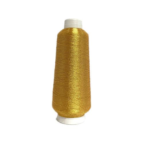 hilo metalizado oro