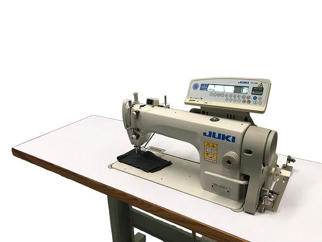 Máquina Recta 1 Aguja c/ Corte Automático Juki Semi-nueva