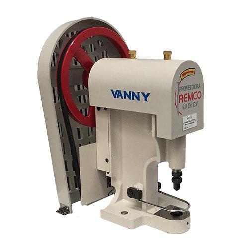 (V-T818) Máquina Pegabroches u Ojilladora Vanny