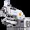 Thumbnail: (JK-T1377E-B) Máquina para Pegar Botón Electrónica Jack