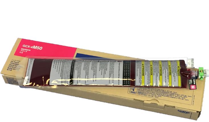 (BGCX40M07000112) Tinta Magenta Para Impresora Textil Gtx (700cc)