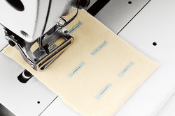 Muestra de costura