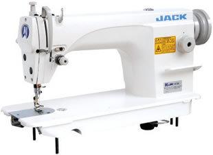(JK-8720) Máquina Recta 1 Aguja Jack