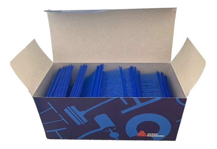 plastiflechas azules