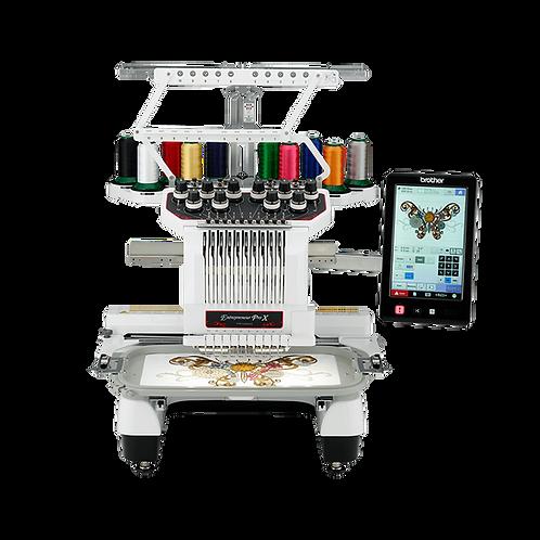 (PR1050X) Bordadora Semi-Industrial 10 Agujas Brother + Curso Gratis