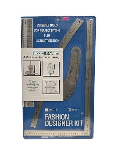(FG15-202) Kit de 4 Reglas para Diseñador en Centímetros