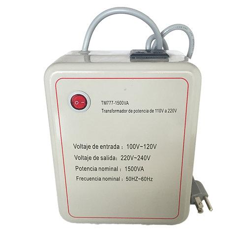 Transformador Jack de 110V a 220V
