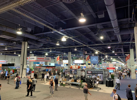 CTS Manages 70+ Exhibitors' Shipments at Pack Expo 2019