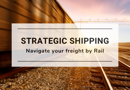Navigate your freight by Rail