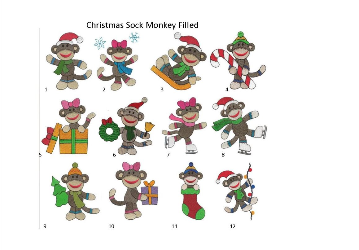 christmas sock monkey filled_edited