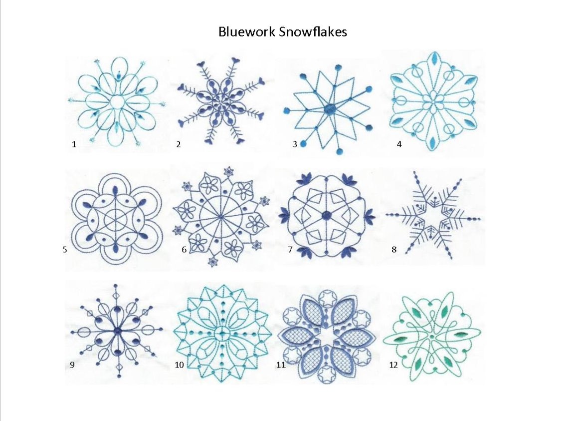 Bluework snowflakes_edited