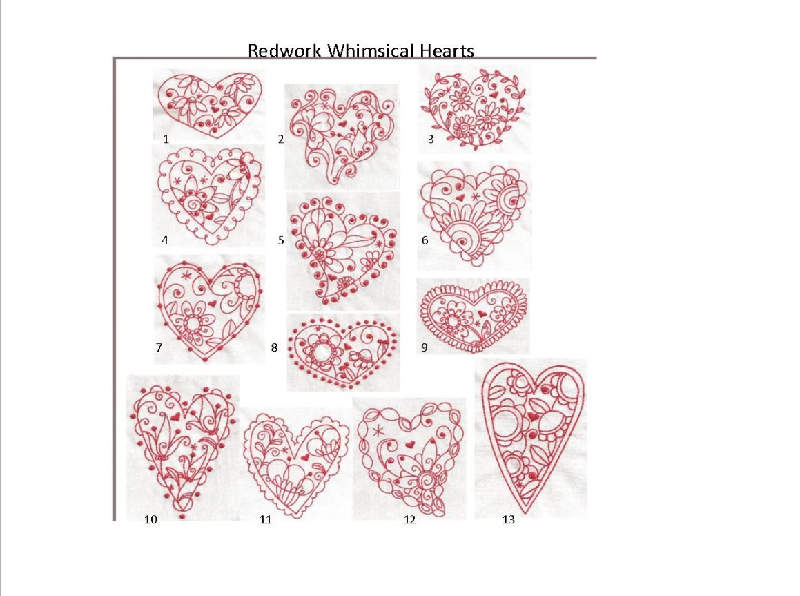 redwork whimsical hearts_edited