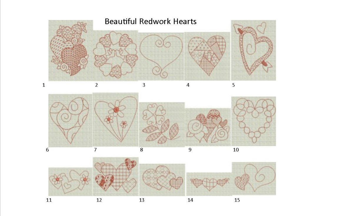 beautiful redwork hearts_edited