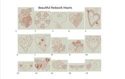 beautiful redwork hearts_edited
