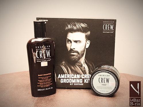 Shampoo y gen Kit para hombre