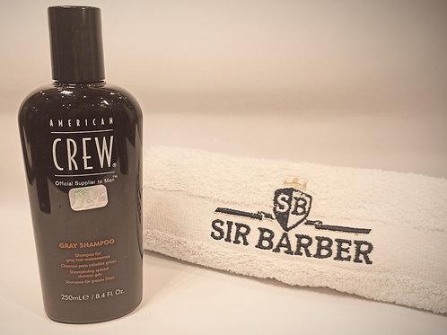 Shampoo específico para cabellos con canas