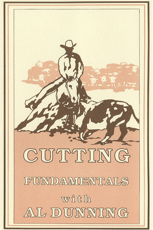 Cutting Fundamentals with Al Dunning