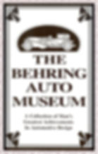 These programs are a fine representation of the world-class National Automobile Museum, The Behring Auto Museum, the classic 1986 Harrah's Final Vehicle Auction, and a special documentary on the rare 1931 Bugatti Royale Berline du Voyage.