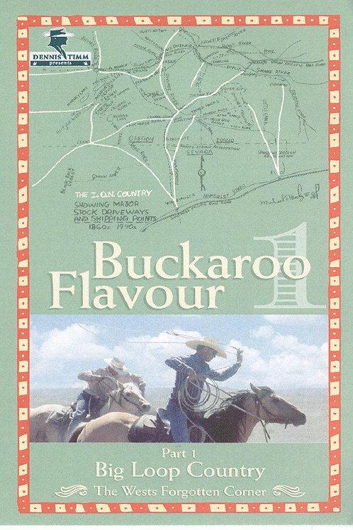 Buckaroo Flavour - The Big Loop Country