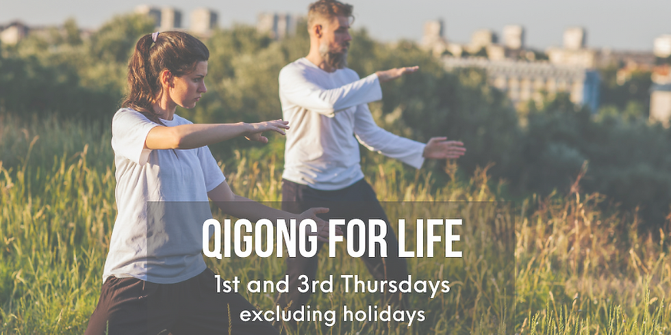 Members-Only Qigong for Life