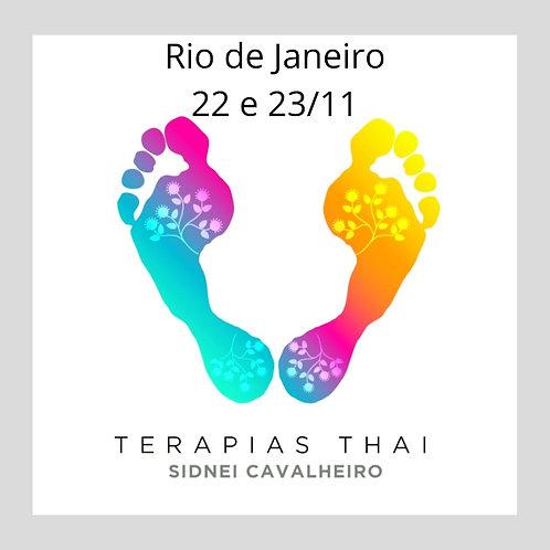 Curso de Reflexologia Thai (em Rio de Janeiro)